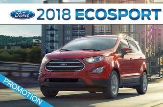 2018 Ecosport
