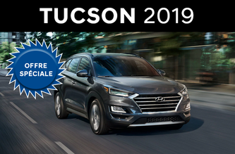 Tucson 2019 Essential à traction intégrale