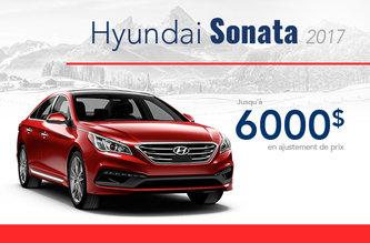 Hyundai Sonata 2017 !