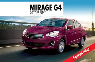 2017 Mirage G4 ES