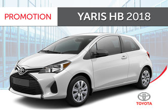Yaris Hatchback 2018