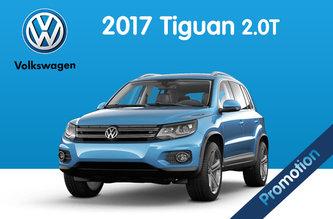 2017 Tiguan 2,0L