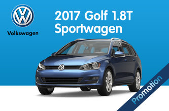 2017 Golf 1.8T SportWagen