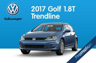 2017 Golf 1.8T