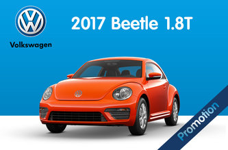 2017 Beetle 1.8T