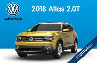 2018 Atlas 2.0T