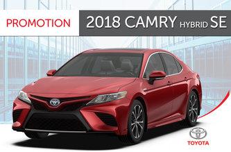 2018 Camry Hybrid SE