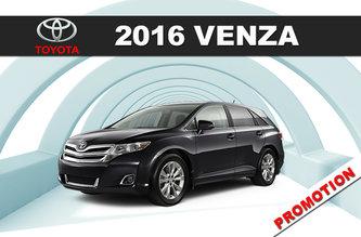 2016 Venza AWD