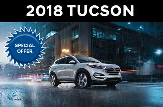 2018 Tucson 2.0L FWD