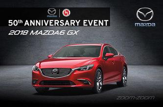 2018 Mazda6 GX