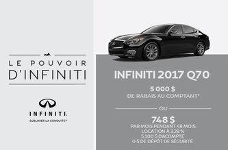 Infiniti Q70 2017