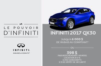 Infiniti QX30 2017