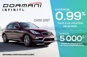 QX50 2017