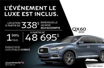 QX60 2019
