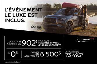 QX80 2019