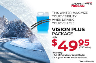 VISION PLUS PACKAGE