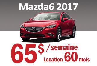 Mazda6 2017 - Promotion