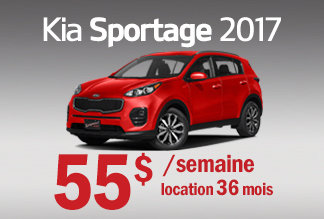 Sportage 2017 - Promotion