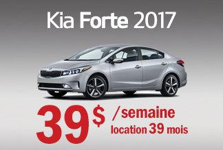 Forte 2017 - Promotion
