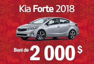 Forte 2018 - Promotion