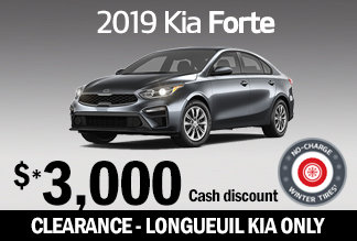 2019 Forte - Promotion