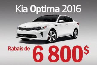 Optima 2016 - Promotion