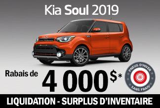 Soul 2019 - Promotion