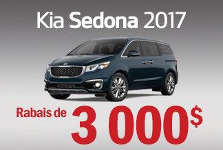 Sedona 2017 - Promotion