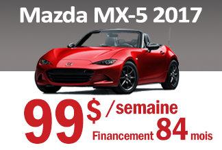 Mazda MX-5 2017 - Promotion