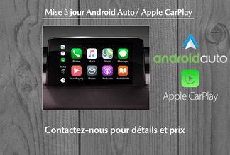Offrez-vous la mise à niveau Apple CarPlay / Android Auto pour Noel