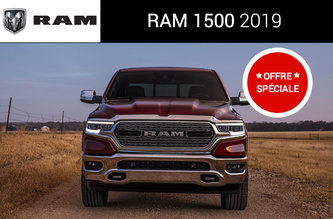 RAM 1500 SLT CREW CAB 2019