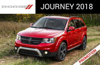 DODGE JOURNEY CANADA VALUE PACKAGE 2018