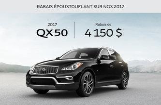 Démonstrateur QX50