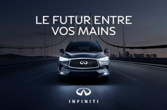 Offre exclusive à Infiniti Québec