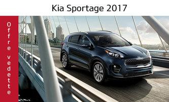 Kia Sportage LX TA 2017