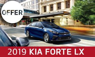2019 Forte LX