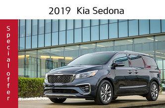 2019 Sedona SXL