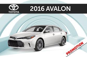 2016 Avalon