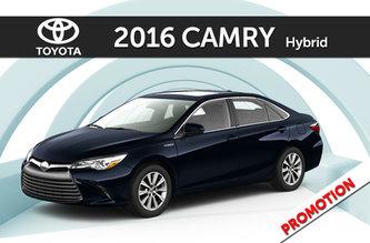 2016 Camry Hybrid LE