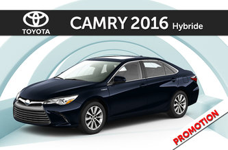 Camry hybride LE 2016
