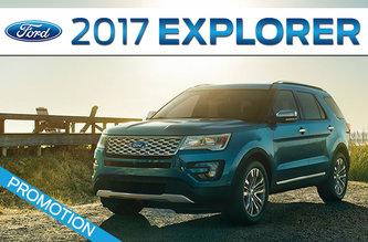 2017 Explorer