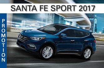 Santa Fe Sport  2.4L à traction avant 2017