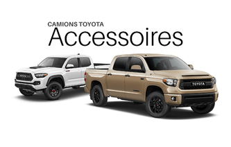 Accessoires - Camions Toyota