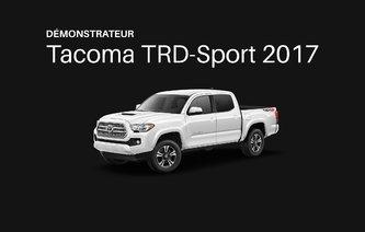 Démonstrateur - Toyota Tacoma 2017