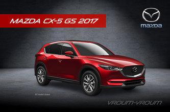 CX-5 GS 2017
