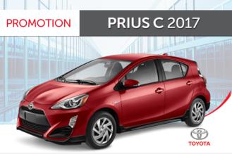Prius C 2017