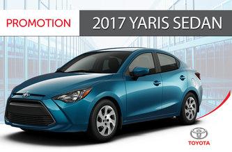 2017 Yaris Sedan