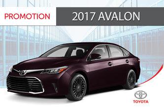 2017 Avalon