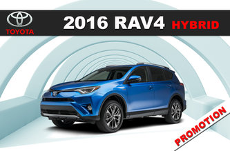 2016 RAV4 Hybrid XLE