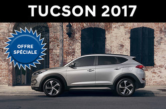 Tucson 2.0L à tr.intégrale 2017